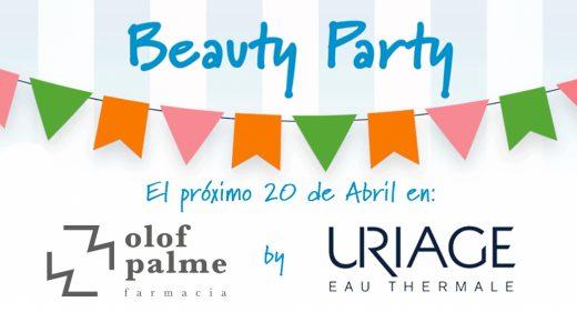 Farmacia Olof Palme Beauty Party URIAGE 20042017