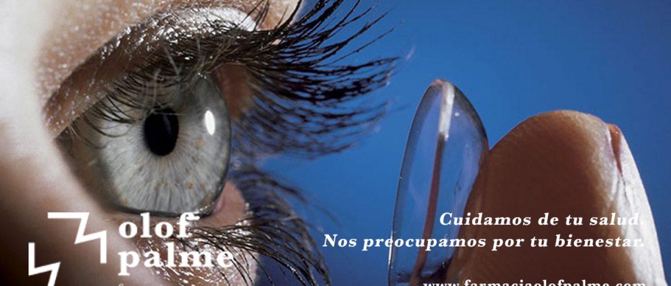 Tu farmacia de confianza en Las Palmas Farmacia Olof Palme Consejos en lentillas