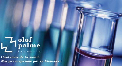 Tu farmacia de confianza en Las Palmas Farmacia Olof Palme Formulacion