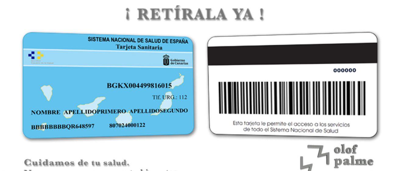 Farmacia Olof Palme Nueva Tarjeta Sanitaria SCS