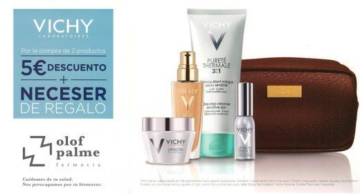 Farmacia Olof Palme Promo Vichy Euros Neceser