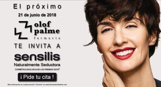 Jornada SENSILIS 21062018 Farmacia Olof Palme