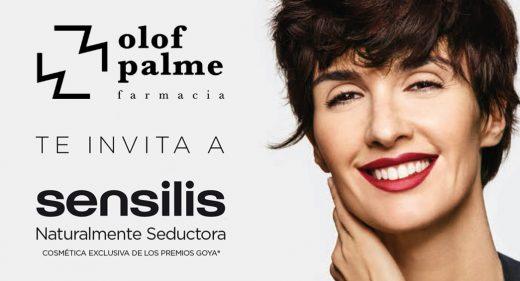 Tu farmacia de confianza en Las Palmas Farmacia Olof Palme Jornada SENSILIS