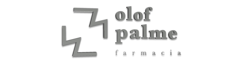 Logotipo 3D Farmacia Olof Palme | Tu farmacia de confianza en Las Palmas