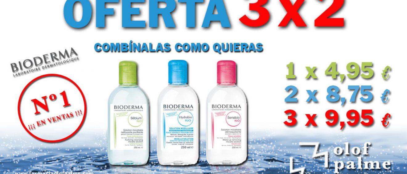 Farmacia Olof Palme Promoción Aguas Micelares BIODERMA